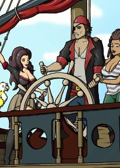 Pirates: Golden Tits [Hot Bunny]