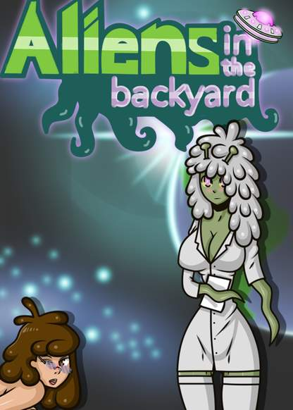 Aliens in the Backyard [The Dark forest]