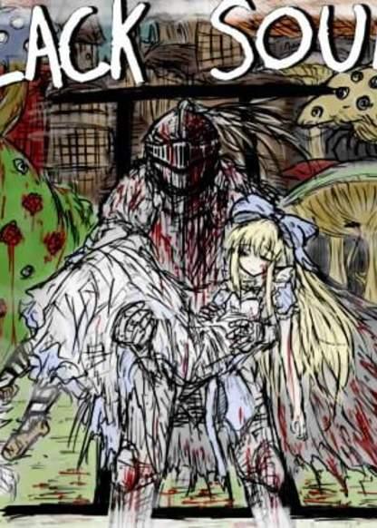 Black Souls - Часть 2 [Eeny, meeny, miny, moe?]