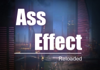Ass Effect: Reloaded (Ep.1, Ep.2, Ep.3) [Hawke Jani]
