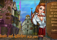 Wands and Witches [Great Chiken Studio]