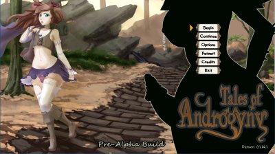 Tales Of Androgyny [The Majalis Duo]