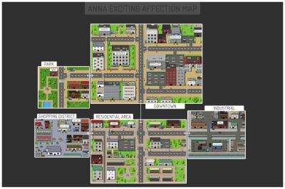 Anna Exciting Affection [DeepSleep Games]