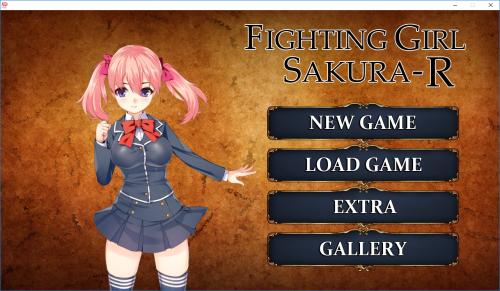 FIGHTING GIRL SAKURA-R [Umai Neko]