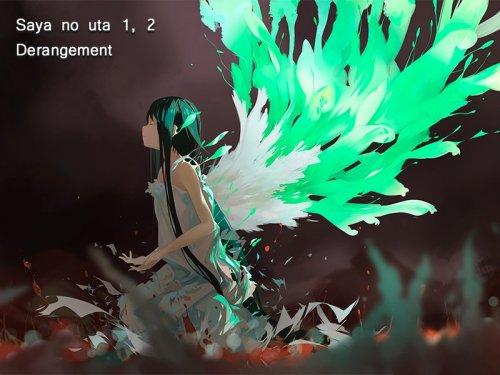 Saya no uta 1, 2 – Derangement [Nitro+, An Studio]
