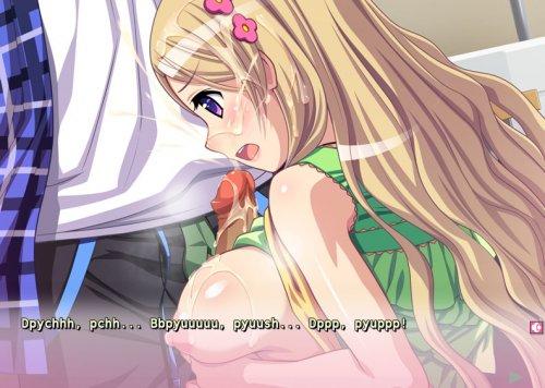 Eroge! - Sex and Games Make Sexy Games [CLOCKUP team.ANISE, MangaGamer]