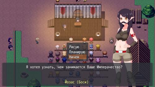 Tales of Divinity: Rodinka's Lewd Adventures [eromur_abel]