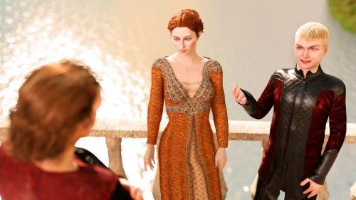 Whores of Thrones [FunFictionArt]