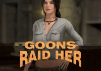 Goons Raid Her [The Architect]