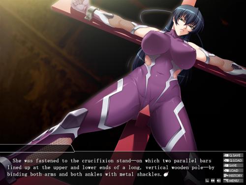 Taimanin Asagi 3 [Anime Lilith]